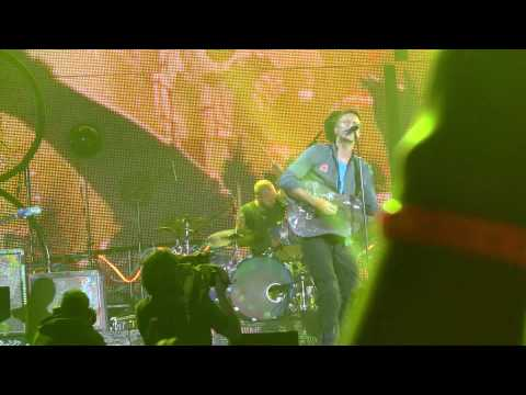 Coldplay - Yellow (Live In Joburg)