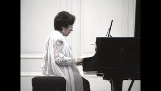 rosalyn tureck plays bach aria and 10 variations in the italian style 1995 stpetersburg