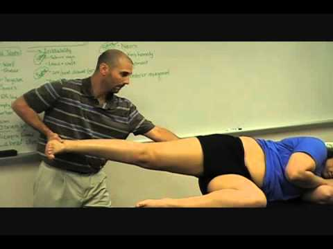 Lower Extremity Patterns