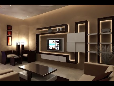 Engrossing TV Wall Unit Decoration | Modern Tv Stand | 16 Ideas