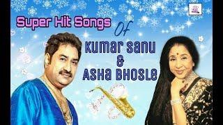 Super Hit Songs Of Kumar Sanu & Asha Bhosle ...||Happy Holidays!☺||