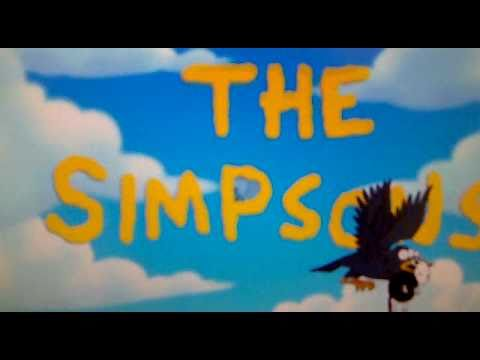 Banksy Simpsons intro THE FULL VERSION