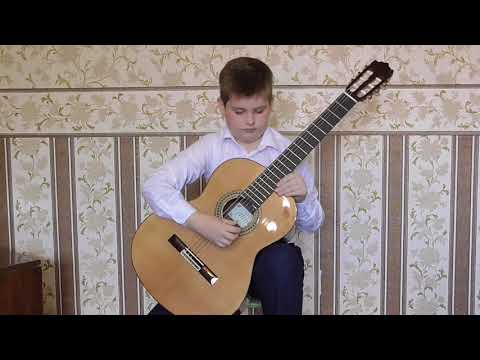 Мыслицкий Илья (10 лет). Конкурс Grand Music Art V (Н.Кошкин, С.Руднев)