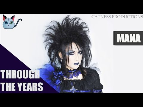 Through the years: Mana (1990-2016) | Catness Productions