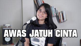 Download Lagu Armada - Awas Jatuh Cinta (Cover) by Hanin Dhiya mp3
