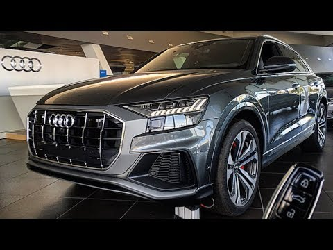 New Audi Q8 S Line 2018 In Depth Review Exterior