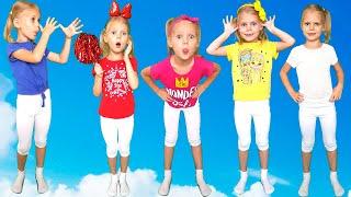 Five Little Babies Nursery Rhymes & Kids Songs