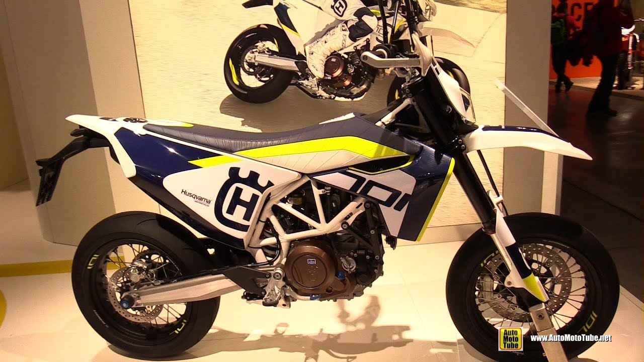 2017 husqvarna 701 supermoto walkaround 2016 eicma. Black Bedroom Furniture Sets. Home Design Ideas