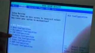 Video   3 How to detect IDE HDD in BIOS   Lec  3