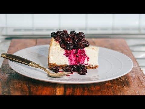 vegan-baked-cheesecake-|-nut-free,-high-protein