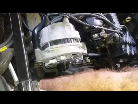 How to Replace Serpentine Belt in a 1997 Buick LeSabre – DIY! SAVE $!