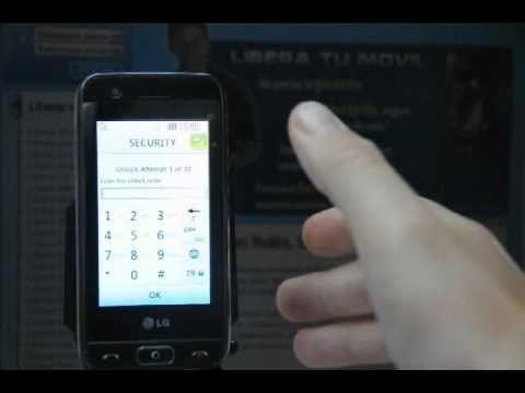 Liberar LG GT505, cómo desbloquear LG GT505 de Vodafone - Movical.Net