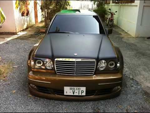 Mercedes benz w124 124 youtube for Mercedes benz w124 tuning