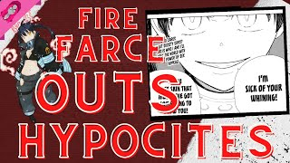 Fire Force Brings Out The HYPOCRICY Within Fandoms Attacks Fans but It s Cool bc Hypocite