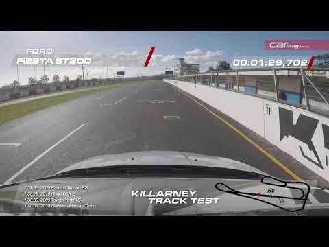 TRACK TEST: Ford Fiesta ST