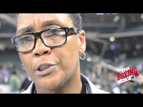 "Ann Wolfe Immediate Reaction To Canelo Kirkland ""I Give Them A Mother Fu#King  F"""