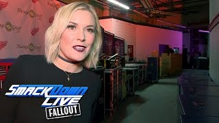 Acknowledging her relationship with Dean Ambrose, Renee Young takes...