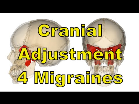 migraine headaches, cured using natural balloon adjustment. - youtube, Human Body