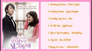 Download FATED TO LOVE YOU OST Full Album   Best Korean Drama OST Part 3