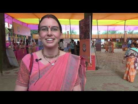 How I came to Krishna consciousness - Rasrani Gaurangi Devi Dasi from Germany