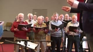 Nederland Zingt Steeds Beter / Chr. Mannenkoor De Lofzang, Heerde