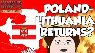 Hearts of Iron 4 hoi4 Poland Lithuania Forms in 1936 Challenge Waking the Tiger DLC