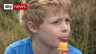 Boy with cystic fibrosis writes to drugs firm asking them to lower its prices