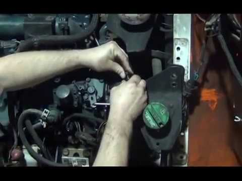 Bobcat S130 Water Pump Replacement Part 1 Removal