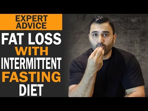 FAT LOSS with INTERMITTENT FASTING DIET! (Hindi / Punjabi)