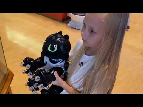 Алиса в Крытом Парке для детей Children's city Dubai