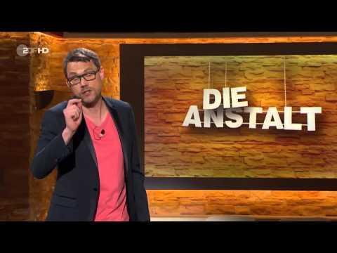 Christoph Sieber: Merkel und von der Leyen das sanfte aussehen der Korruption #anstalt #dieanstalt