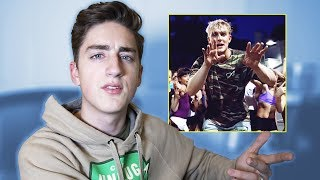 I Don't Like Jake Paul's New Music Video (Jake Paulers Reaction)