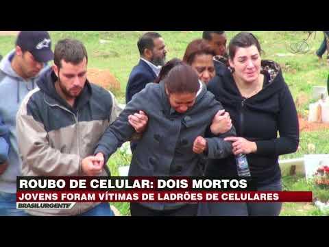 Ladrão mata estudante de 16 anos por causa de celular