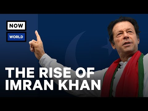 The Rise of Pakistan's Imran Khan | NowThis World