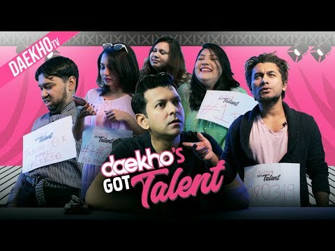 Daekho's Got Talent Ft. Tahsan