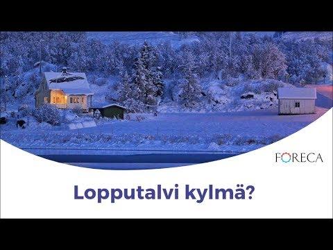 Lopputalvesta hyytävän kylmä  - YouTube 435e72f840