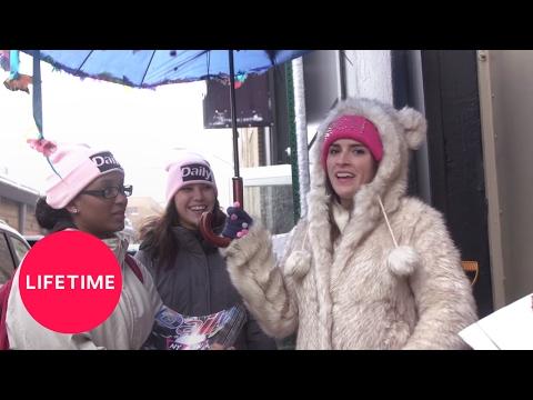 Sammy @ Fashion Week: Invitation Only | #NYFW on Lifetime