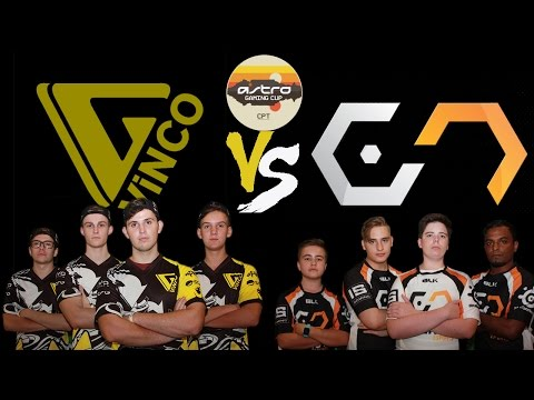 Astro Gaming Cup: Energy eSports Vs Vinco Gaming