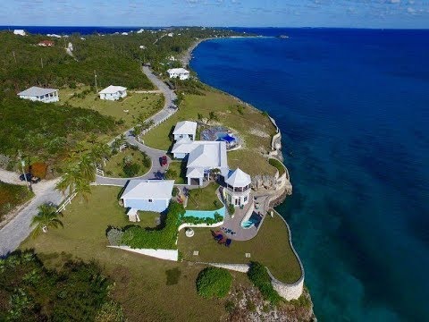 Rainbow Bay Waterfront Estate - Eleuthera, Bahamas