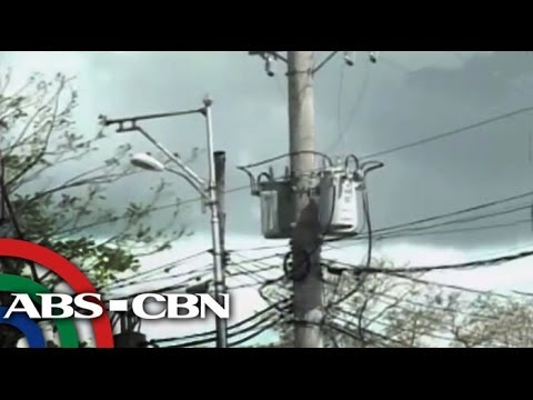 Power blackout hits Visayas