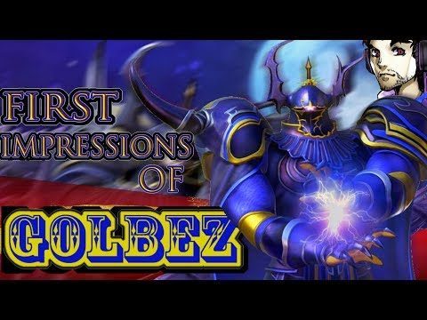 Dissidia Final Fantasy NT – First Impression of Golbez Gameplay (PS4)