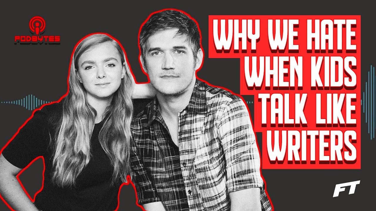 WHY WE HATE WHEN KIDS TALK LIKE WRITERS | ft. Bo Burnham ...