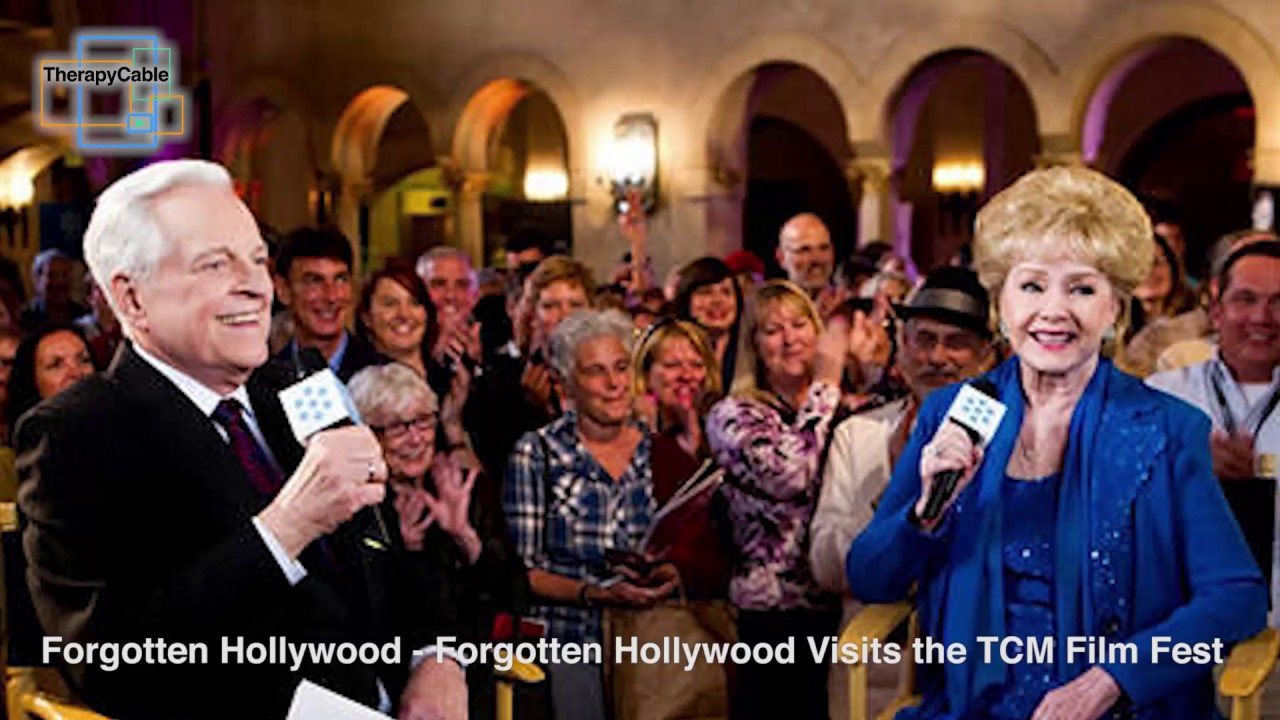 Forgotten Hollywood Visits the TCM Film Fest