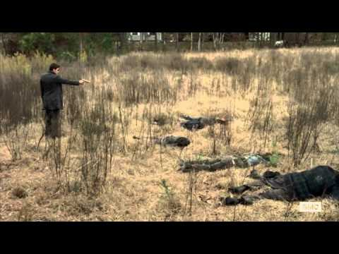 The Governor kills Everyone The Walking Dead
