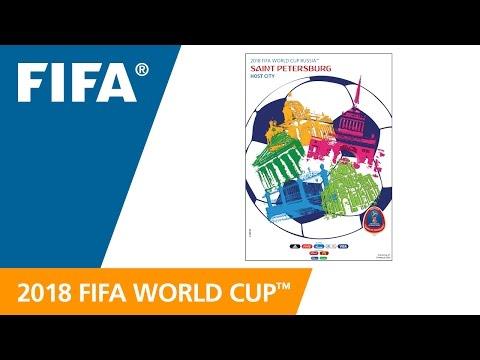 ST. PETERSBURG - 2018 FIFA World Cup™ Host City