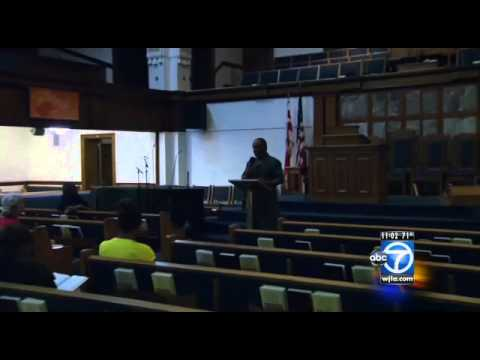 D.C. Church prays for government shutdown to end