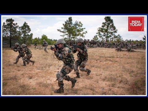 Indian Army Targets Naga Rebels Along Indo-Myanmar Border