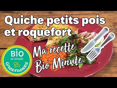 ma-recette-bio-minute-:-quiche-petits-pois-et-roquefort