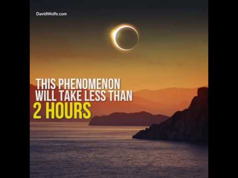 Great signs shall there be from heaven: Total Solar Eclipse across Babylon