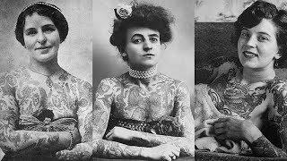 5 fatos sobre as tatuagens do passado
